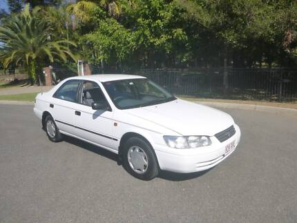 2000 Toyota Camry Auto Eight Mile Plains Brisbane South West Preview