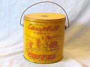 Vintage Coffee Tin