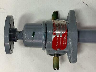Duff Norton Actuator 1 Ton Ball Screw Model M28750-18gnew