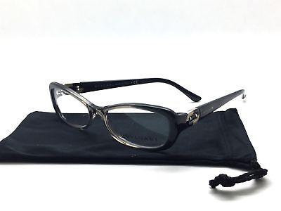 BVLGARI Grey transparent eyeglasses 4056 b 5209 (Bvlgari Prescription Glasses)