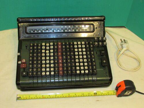 Large Old or Antique Mercedes Calculator Adding Machine ms