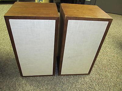 Pair Vintage Acoustic Research AR-4x Speakers,