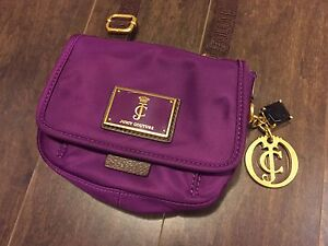 Juicy Couture cross body purse $40