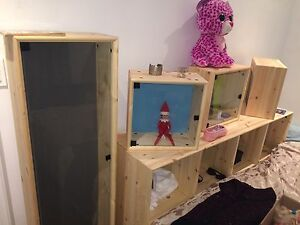 IKEA NORNAS COLLECTION WALL SHELVING UNITS (BRAND NEW) $150