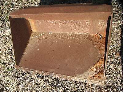 Mini Skid Steer Excavator Bucket 36 47 Wide New Holland L250 Free Ship