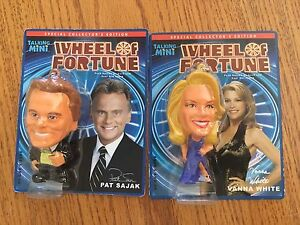 Wheel of fortune collectibles