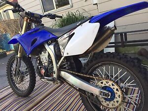 Custom Yamaha yz250 2009 Sydney City Inner Sydney Preview