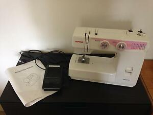 Janome sewing machine Cooks Hill Newcastle Area Preview