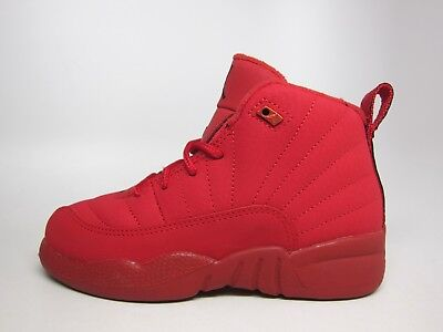 New Air Jordan Kid's Retro 12 (PS) Shoes (151186-601)  Youth US 12.5 / Eur 30