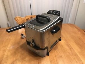 T-fal Ultimate EZ Clean Semi-Pro Fryer