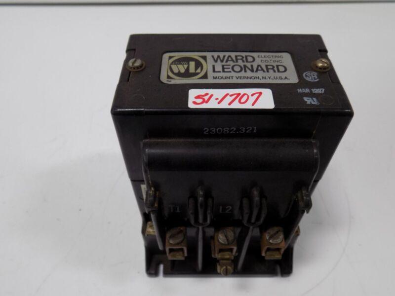 WARD LEONARD CONTACTOR 56 AMPERES  5DP2-21100