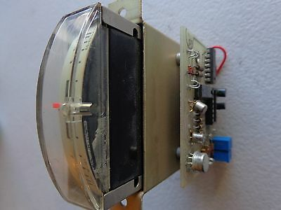 Weston M-121 Es.50 Ua Dc Circuit Board  Edgewise Panel Electrical Meter