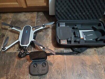 gopro karma drone with gimbal and karma grip