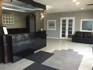 OFFICE SPACE & FRONT RETAIL AREA FOR RENT $500 & UP