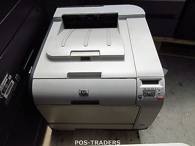 HP CP2025N CB494A A4 Colour Laser Printer 20ppm 600DPI USB + LAN 46166 PRINTS