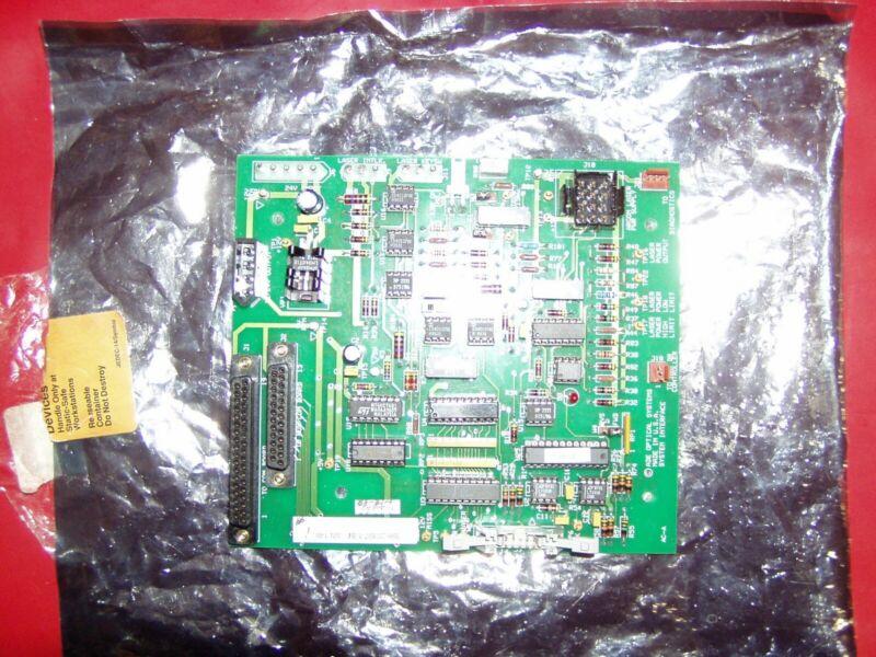 ADE KLA-Tencor CR 81,82,81E,82E System interface 398-20307-1/B