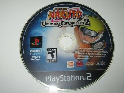 Usado, Naruto: Uzumaki Chronicles 2 (Sony PlayStation 2, 2007) Disc Only comprar usado  Enviando para Brazil