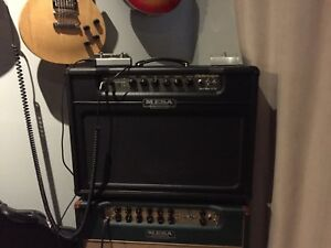 Trade Mesa 1x12 combo for your Gibson Les paul