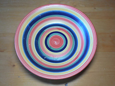 Tabletops SWIRL Pasta Serving Bowl 12 3/8