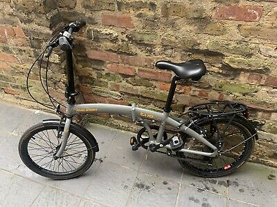 Raleigh Two Foldable Bicycle With Receipt