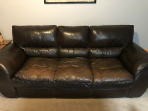 Only 100 For A Genuine Leather Couch