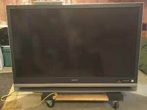 "Sony LCD 50"" Projection Television"