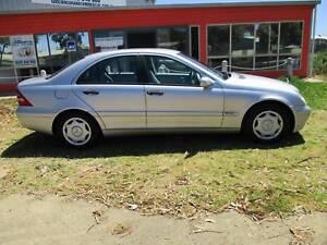 2002 Mercedes Benz C220 CDI