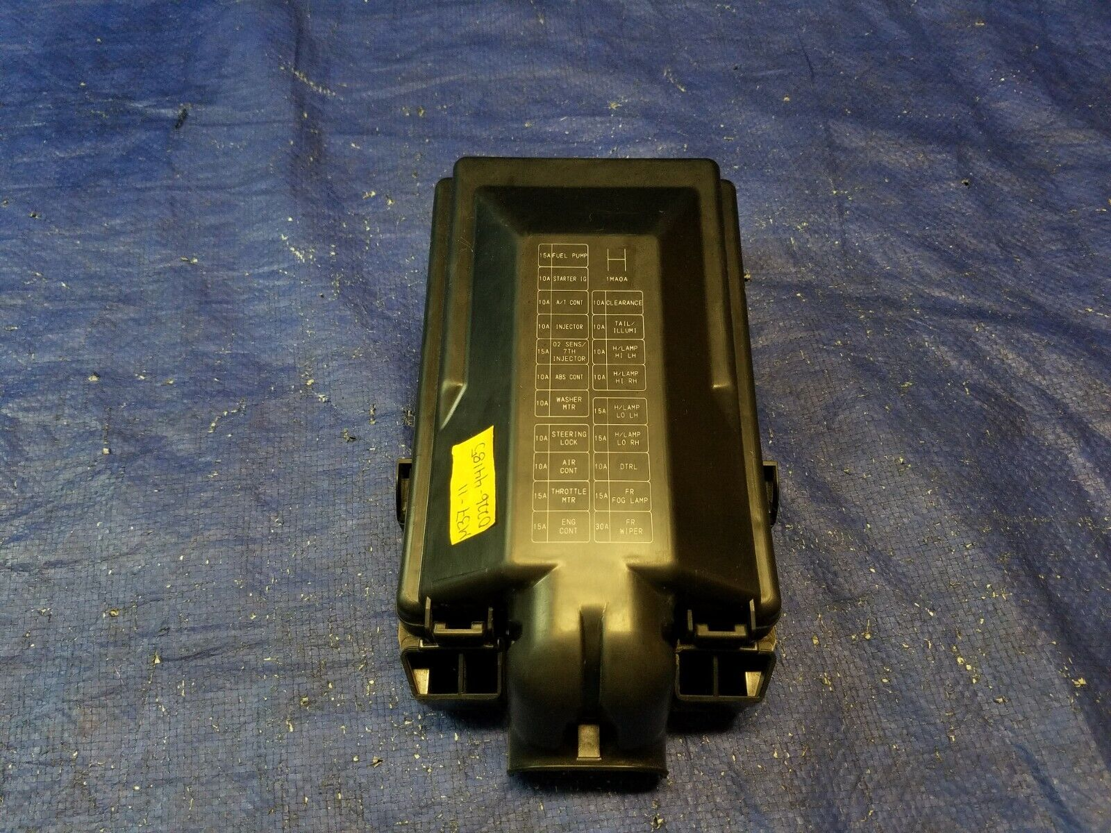 [SODI_2457]   2011 INFINITI M37 M56 ENGINE BAY JUNCTION IPDM FUSE BOX # 44185 | eBay | Infiniti M37 Fuse Box |  | eBay