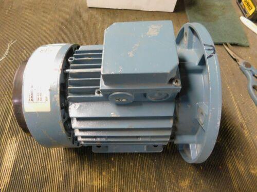 ABB MU80B19-2 MK129010S-09 3ph Electric Motor 1.10/1.30 Kw