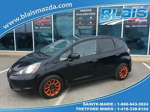 2012 Honda Fit DX-A automatique