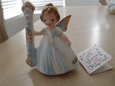 Josef Originals Birthday Angel Figurine - Age 1  W/Tag