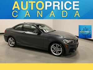 2016 BMW 228 i xDrive M-SPORT PKG|NAVIGATION|MOONROOF