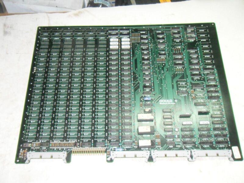 (A1) 1 GOULD MODICON AS-506P-008 REV C12 MEMORY MODULE