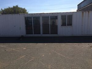 40ft Container Office Fremantle Fremantle Area Preview