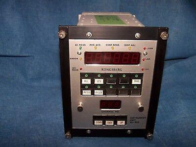 Kongsberg Instrument Unit Nl-90a 349882