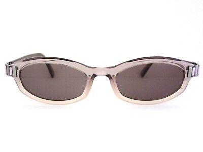 DANIEL SWAROVSKI S530 /60 6052 Oval  Sunglasses With Crystals Austria NOS
