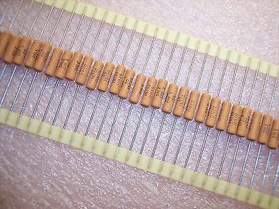 Qty 50 .5 Ohm 3w 1 Cpf3-0r5-1 Vishay Metal Film Precision Resistors