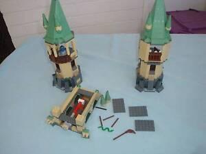 Lego Set 4867 HARRY POTTER HOGWARTS, Lego Bionicle Ormond Glen Eira Area Preview