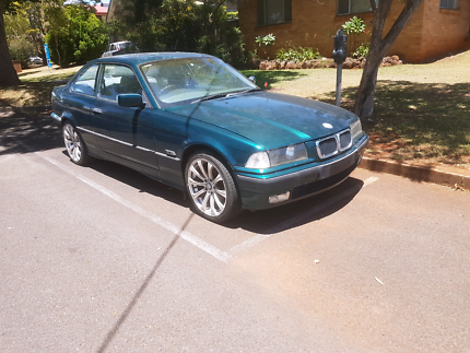 1995 bmw 318is coupe