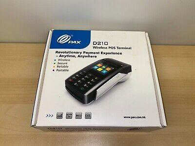 Pax D210 Wireless Pos Credit Card Terminal