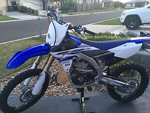 2016 Yamaha YZ450f 15 hours Camden Camden Area Preview