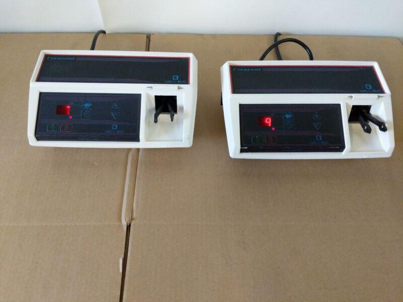 Dentsply Crescent Wig-L-Bug LPD Dental Mixer Amalgamators  Clean & Tested