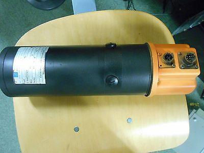 Servo Dynamics Ferrite Brushed Dc Servo Motor Mts3ou4-42 3400rpm 140v 65a