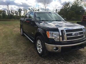 2011 Ford F-150 Lariat ecoboost / private sale