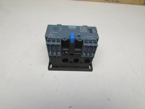 SIEMENS 48ATD3S00 , 5.5 -22 Amp Range Overload, ESP 200 XLNT TAKEOUT MAKE OFFER!