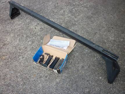 1 Only Rhino Roof Rack, Roof Bar, High Rise Gutter Mount Roof Bar