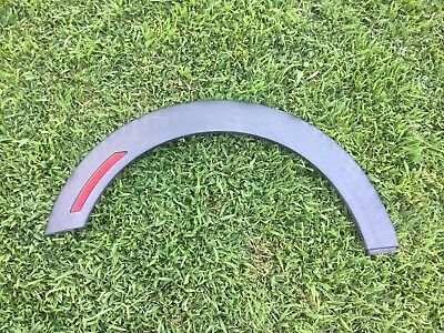 2007-2013 MINI COOPER R56 RH PASSENGER REAR WHEEL TRIM MOLDING FLARE OEM