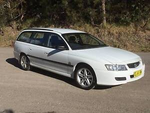 2005 Holden Commodore Wagon, 197kms & Log Books, 11 Months Rego Hornsby Hornsby Area Preview