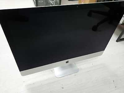 "Apple iMac Retina 5K 27"" Late 2015 i5 3.2GHz 16GB 256GB Flash SSD Radeon R9 M390"