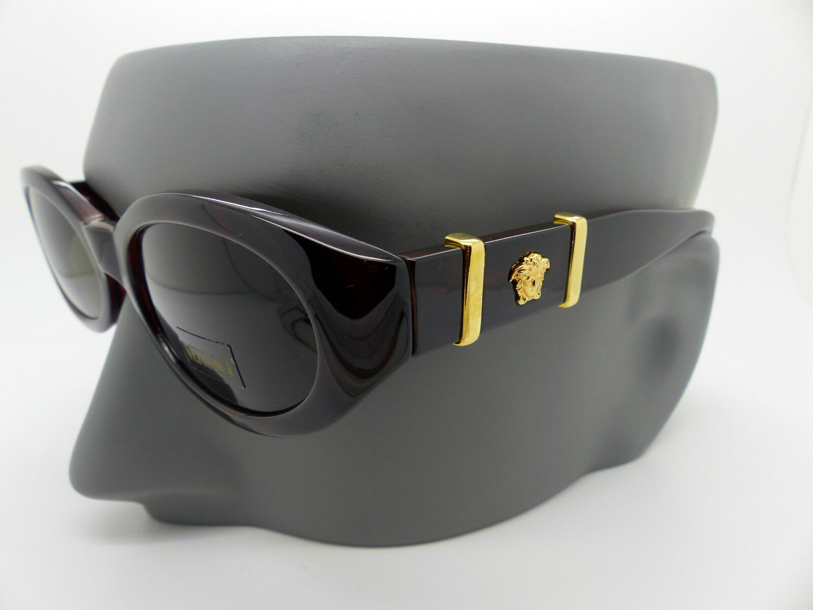 01d3ccbf97 Versace Sunglasses Mod. 292 A Col. 900 Vintage Genuine New Old Stock фото